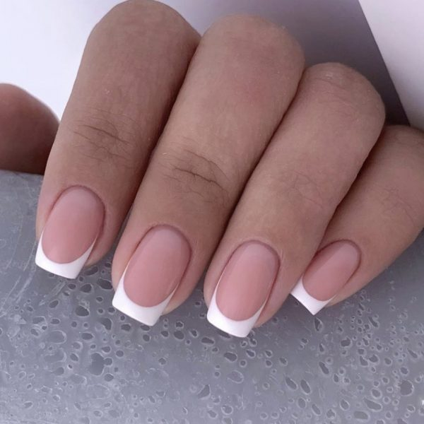 french manicure in london