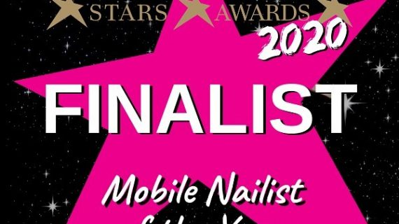 Mobile Nailist of the Year 2020 Finalist