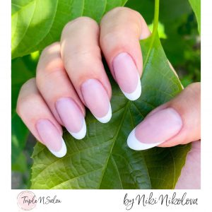 london french manicure